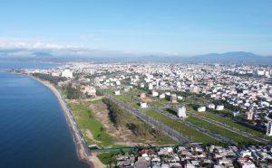 Toàn cảnh Khu đô thị du lịch biển Phan Thiết của Công ty cổ phần Rạng Đông